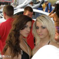 2008 Hot Imports Night - Car Show Girls