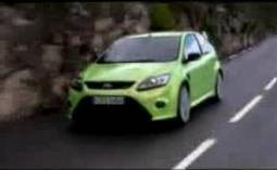 2009 Ford Focus RS video details