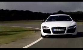 2010 Audi R8 V10 5.2 FSI video