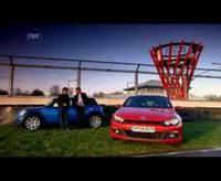 Mini Cooper S vs VW Scirocco 2.0