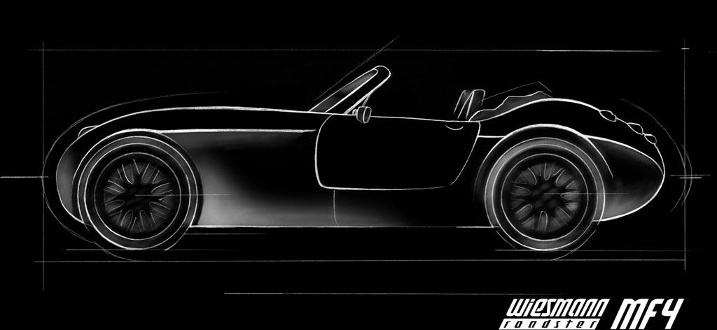 Wiesmann MF4 Roadster ready for Geneva
