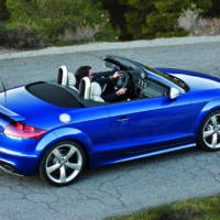 2010 Audi TT RS roadster and coupe