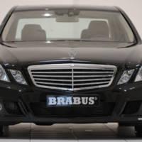 2010 BRABUS Mercedes-Benz E Class