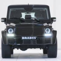 2010 BRABUS Mercedes G V12 S Biturbo