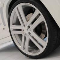 2010 BRABUS Mercedes GLK V8