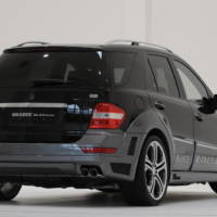 2010 BRABUS Mercedes ML 63 Biturbo