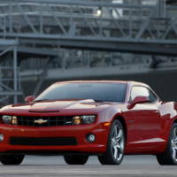 2010 Chevrolet Camaro SS launched