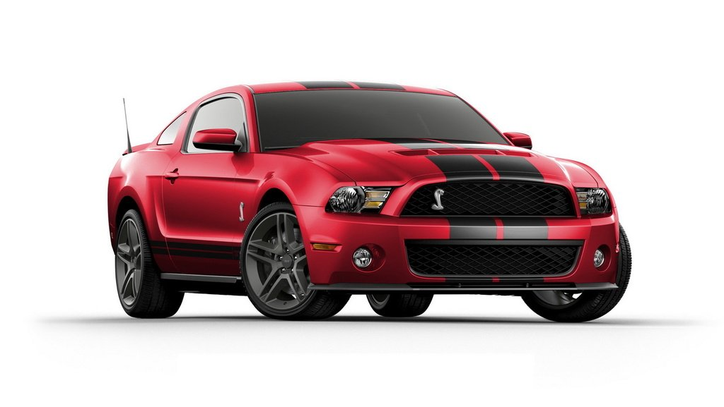 2010 Ford Shelby GT500 details and photos