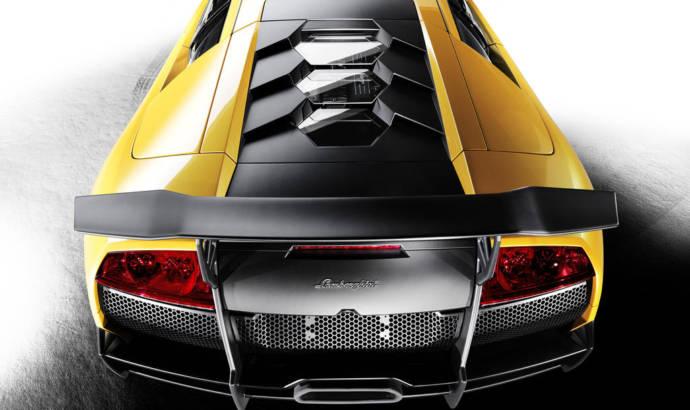 2010 Lamborghini Murcielago LP 670-4 SuperVeloce revealed