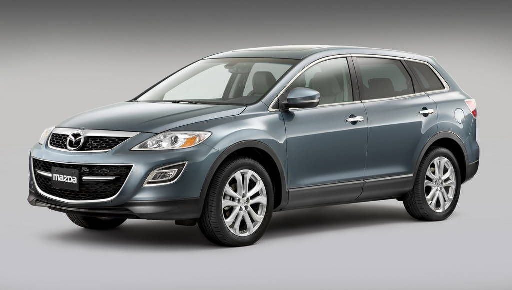 2010 Mazda CX9 announced