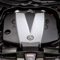 2010 Mercedes E Class Coupe new engines