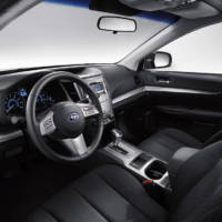 2010 Subaru Legacy revealed