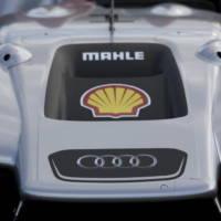 Audi R15 TDI the new LMP1 racing sports car