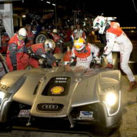 Audi R15 TDI wins 12 Hours of Sebring