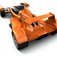 Caparo T1 Race Extreme version
