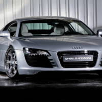 Custom Audi R8 by WHEELSANDMORE