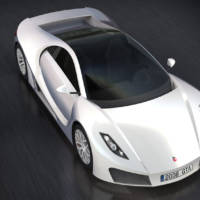 GTA Concept - 780 HP