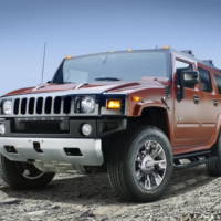 Hummer H2 Limited Dark Chrome Edition