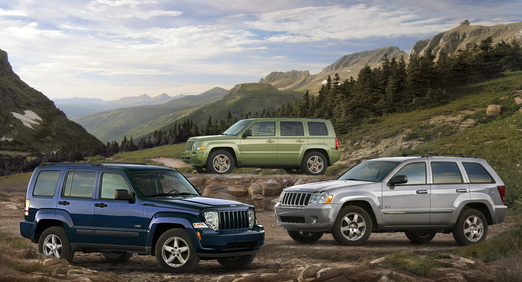 Jeep Rocky Mountain Edition for Patriot, Liberty and Grand Cherokee