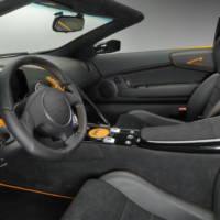 Lamborghini Murcielago LP650-4 Roadster limited edition