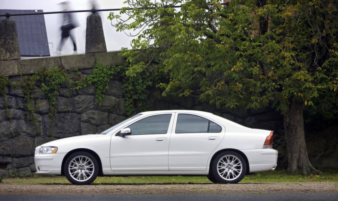 Last Volvo S60 produced