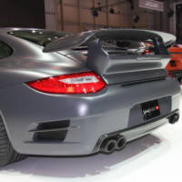 MANSORY Porsche Carrera 911