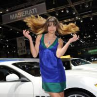 Maserati GranTurismo S Automatic debut at Geneva