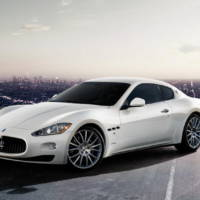 Maserati GranTurismo S Automatic debut at Geneva