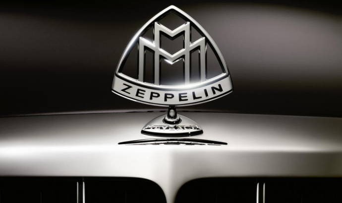 Maybach Zeppelin unveiled
