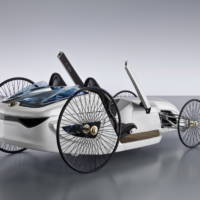 Mercedes-Benz F CELL Roadster