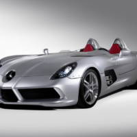 Mercedes-Benz SLR Stirling Moss new photos