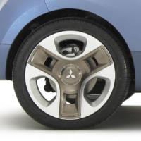 Mitsubishi MiEV Sport Air and i MiEV debut at Geneva