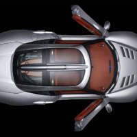 Spyker C8 Aileron ready to fly