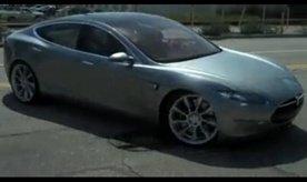 Tesla Model S video