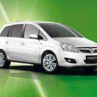 Vauxhall Zafira ecoFLEX