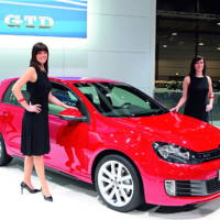 Volkswagen Golf VI GTD revealed
