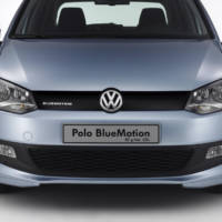 Volkswagen Polo BlueMotion Concept at Geneva 2009