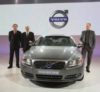 Volvo S80L launched in China