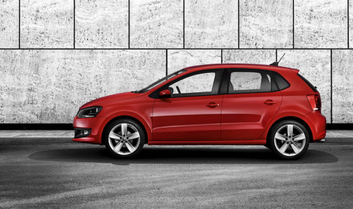 2010 Volkswagen Polo unveiled