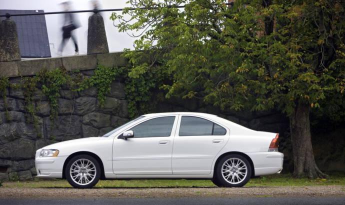 Last Volvo S60 produced