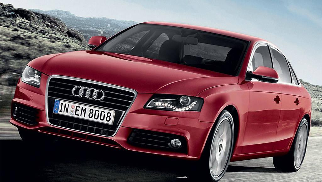 2009 Audi A4 2.0 TDI e