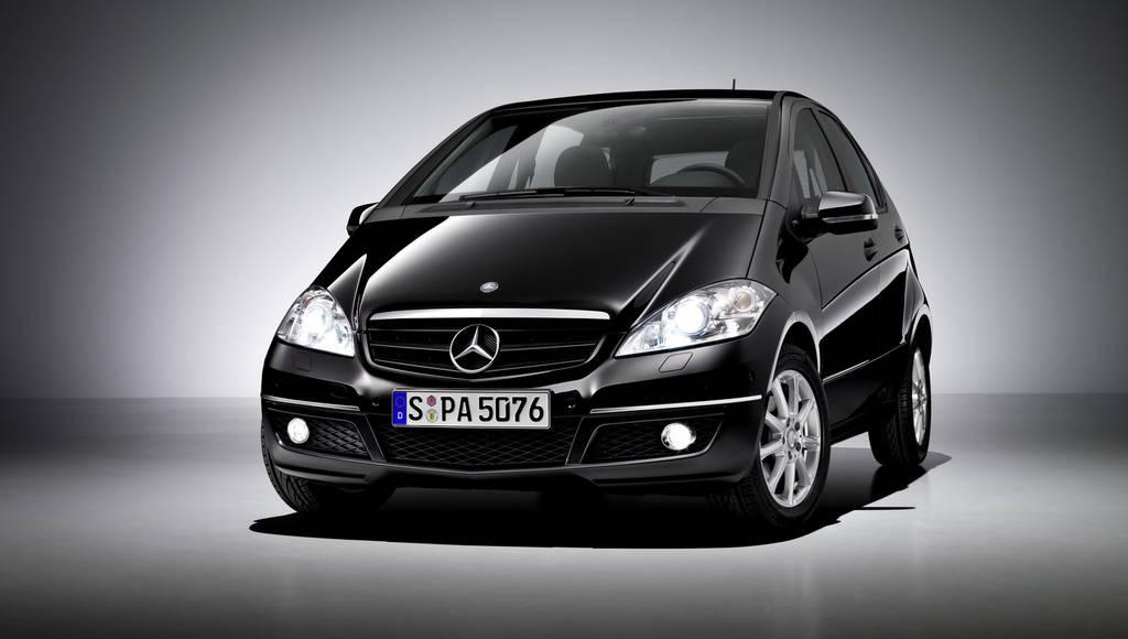 2009 Mercedes-Benz A Class special edition