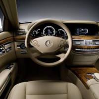2009 Mercedes-Benz S Class