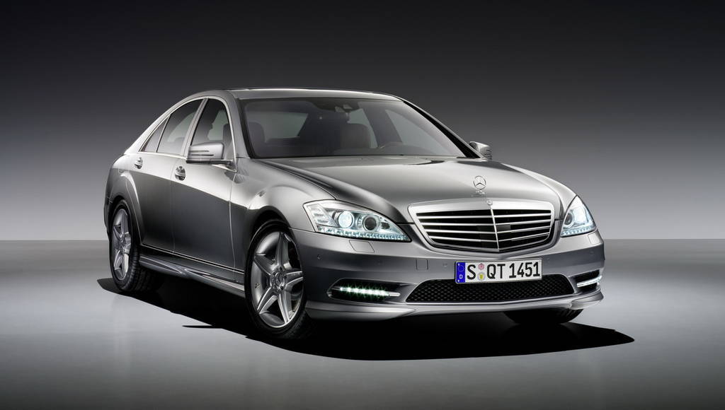 2009 Mercedes-Benz S Class AMG Sports package