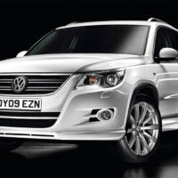 2009 Volkswagen Tiguan R Line in UK