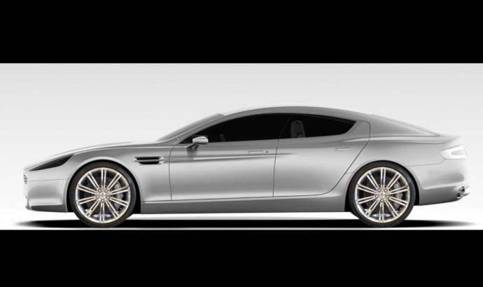 2010 Aston Martin Rapide details