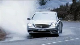 2010 Mercedes S-Class video