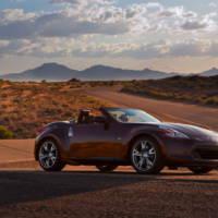 2010 Nissan 370Z Roadster unleashed