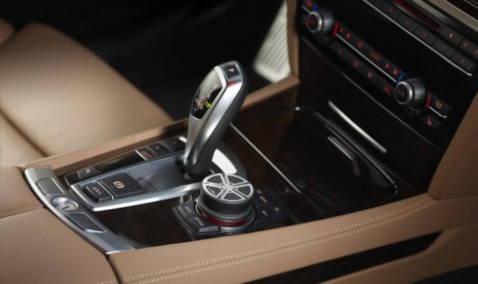 AC Schnitzer BMW i-Drive cover