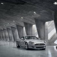 Aston Martin DB9 gets Bang and Olufsen sound system